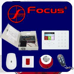 Alarme Focus ou Camtronics 868 (Liquidação)
