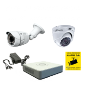 Kits Completos de Videovigilância